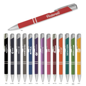 crosby metal ball pens